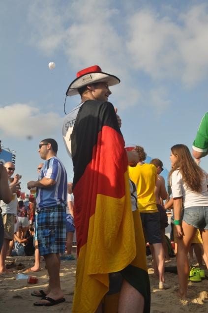 World Cup - German Fan