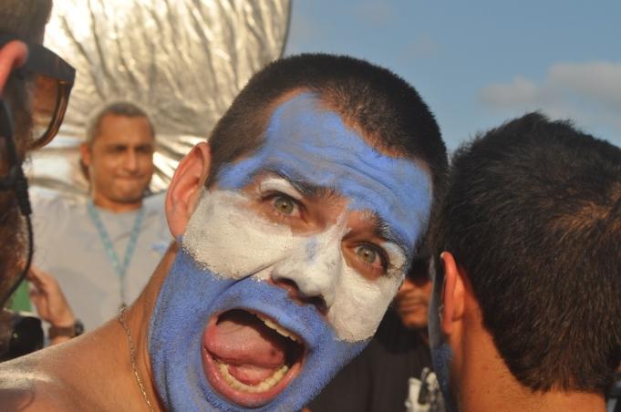 Argentine Shouting