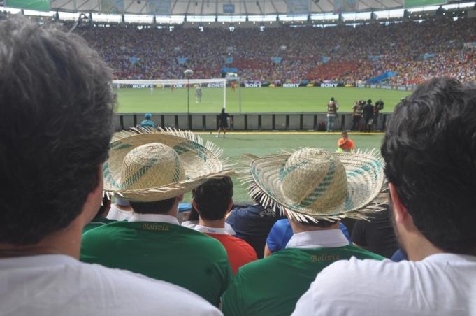 Bolivian Fans