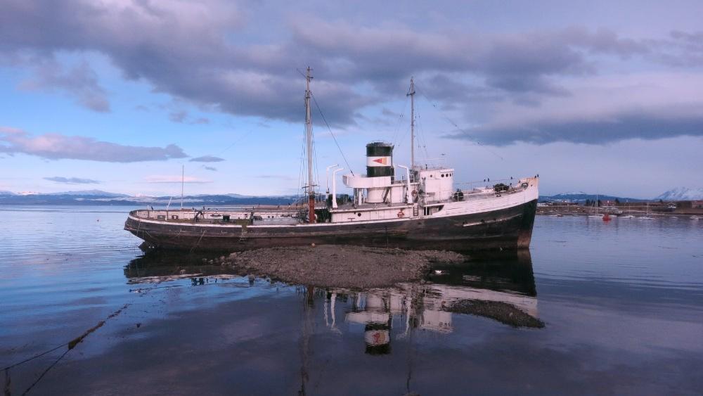 Saint Christopher Ship