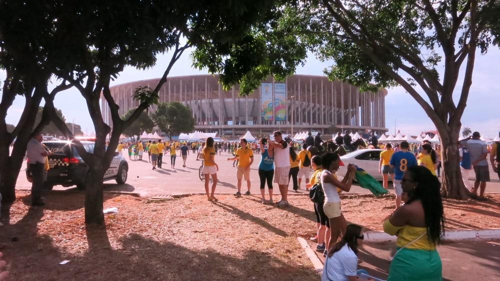 Brasilia Stadium