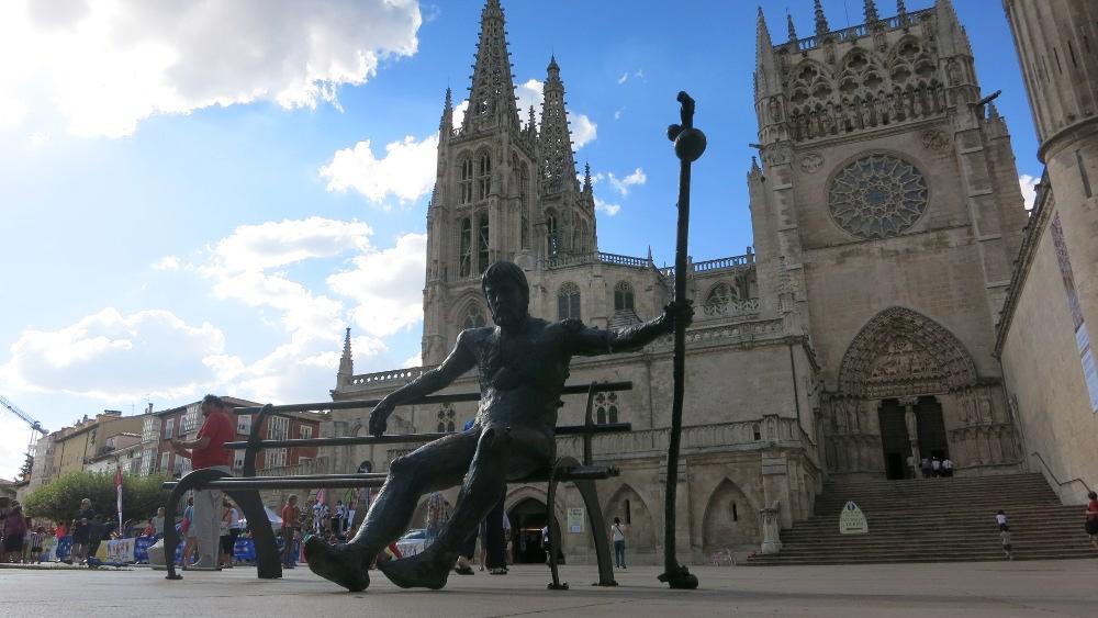 Camino - Burgos