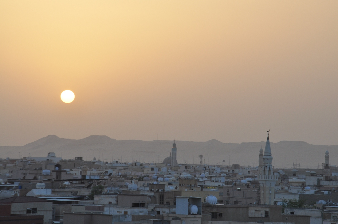 Sunset - Al hasa