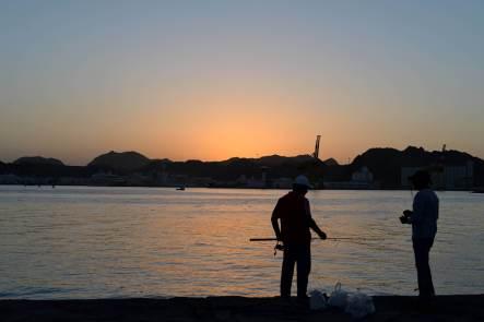 Muscat Harbour