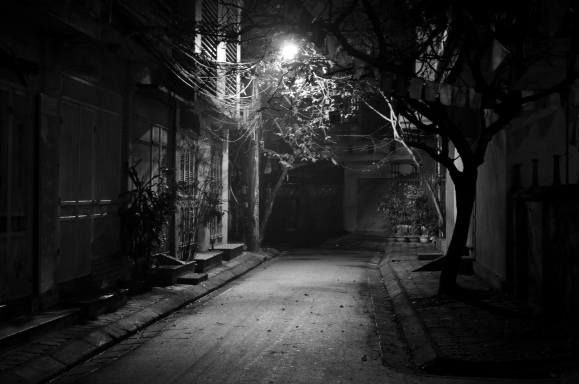 Nightime Hanoi