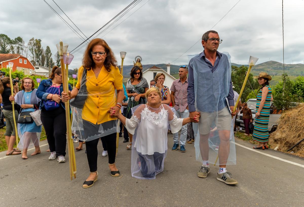 Santa Marta de Ribarteme Procession