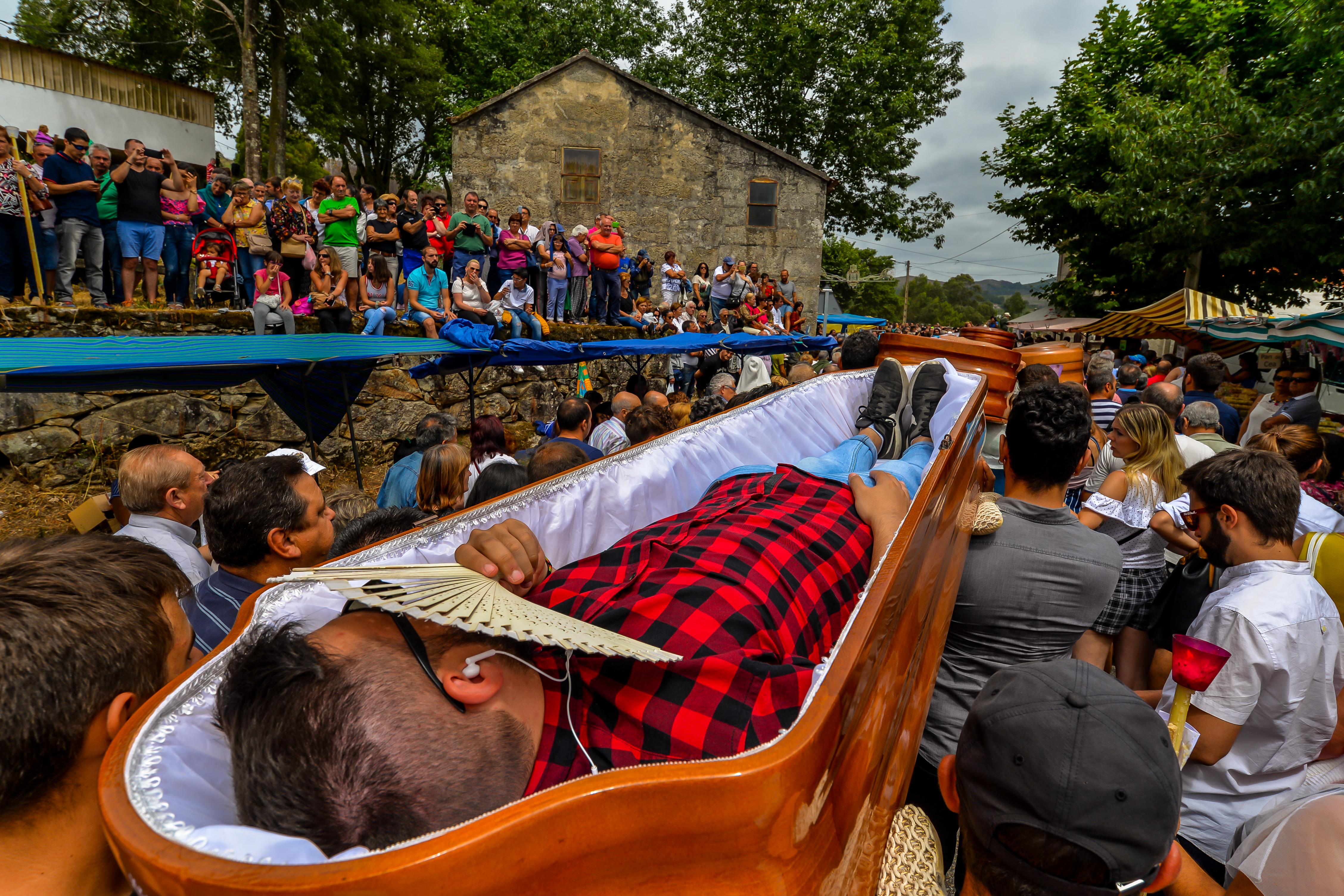 Santa Marta Procession