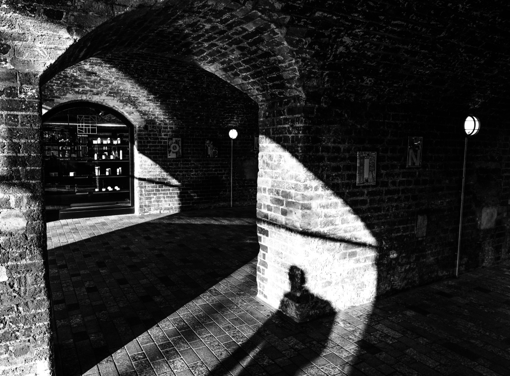Black and white photography London